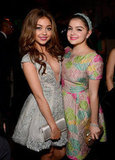 Sarah Hyland and Ariel Winter