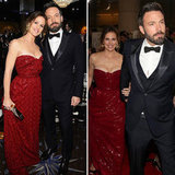Ben Affleck and Jennifer Garner Show Love at the Globes