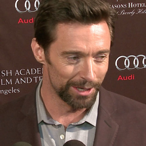 Hugh Jackman Interview at 2013 BAFTA Tea Party (Video)