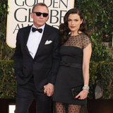 Daniel Craig and Rachel Weisz Pictures at 2013 Golden Globes