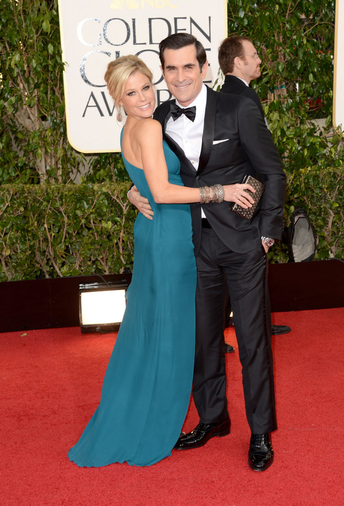 Julie Bowen, Ty Burrel