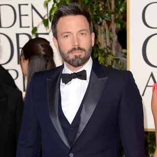 Ben Affleck at the Golden Globes 2013 | Pictures