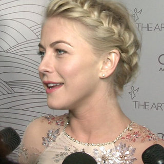 Julianne Hough Schedules In Seeing Ryan Seacrest (Video)