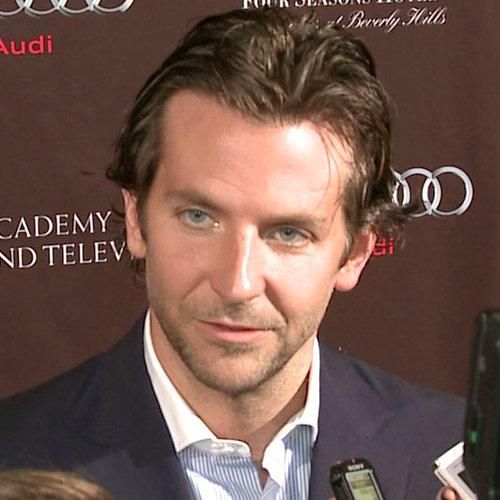 Bradley Cooper Interview at 2013 BAFTA Tea Party (Video)