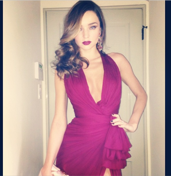 Miranda Kerr Is Flawless