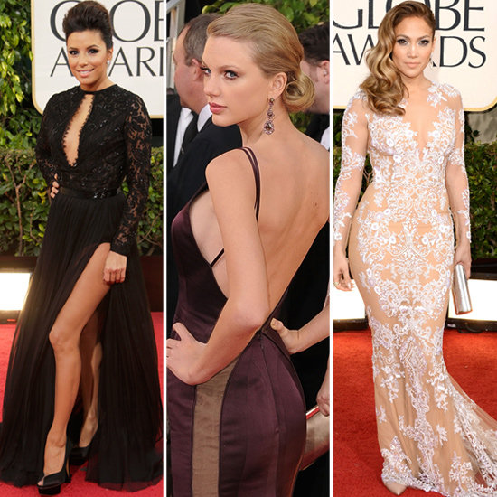 Golden Globes Head-Turners: See the Sexiest Details of the Night