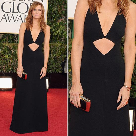 See Kristen Wiig in Michael Kors at 2013 Golden Globes