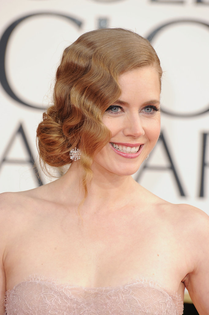 Now: Amy Adams