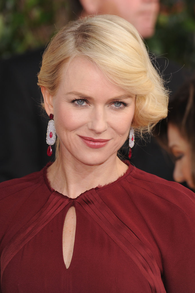 Now: Naomi Watts
