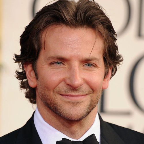 Bradley Cooper at the Golden Globes | 2013