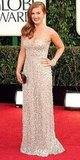 Isla Fisher(2013 Golden Globes Awards)