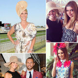Aussie Stars (and one british royal) up the style stakes at magic millions