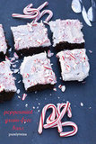 grain-free gluten-free peppermint chocolate candy cane protein bars