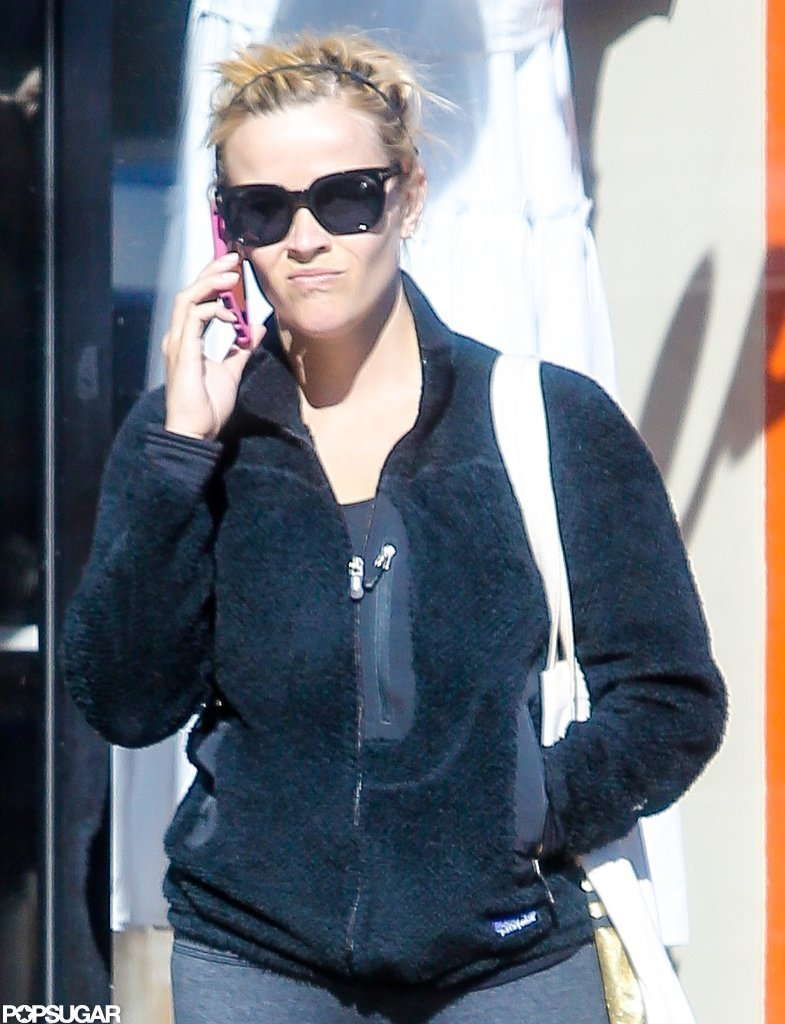 Reese Witherspoon Hits the Gym Following Her Hawaiian Vacation