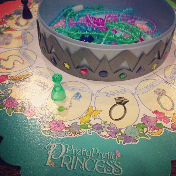 Plan a Princess Nostalgia Night