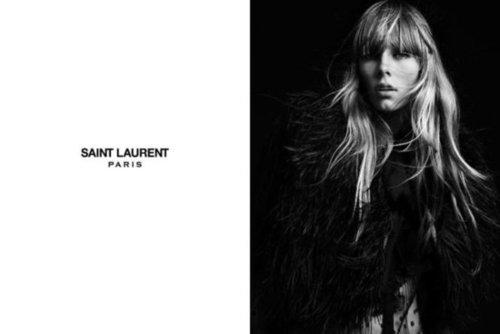 Saint Laurent Spring 2013