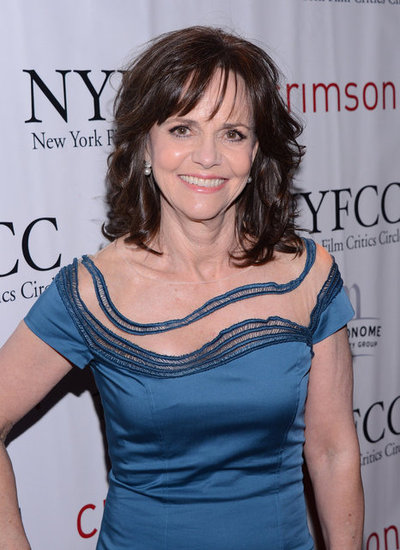 Sally Field attended the NY Film Critics Circle Awards.