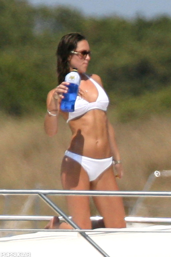 Kate Middleton wore a bikini for a September 2006 vacation to Ibiza.