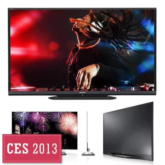 CES TVs: The Only Thing Bigger Than These Displays Are the Price Tags