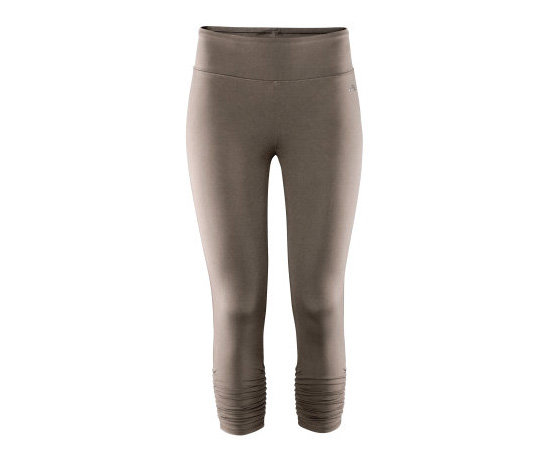 Ruched capris ($25) from H&M Sports collection.