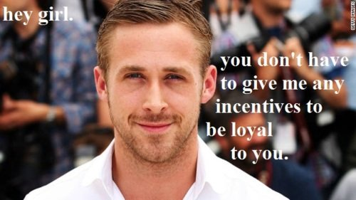 Ryan gets worldly on International Development Ryan Gosling.
