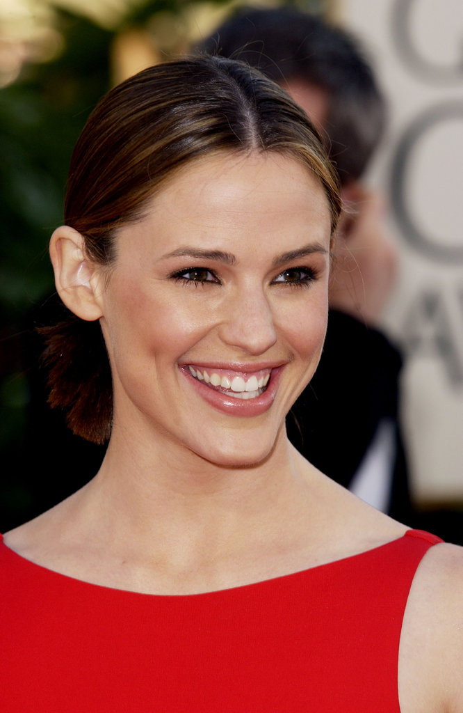 Then: Jennifer Garner