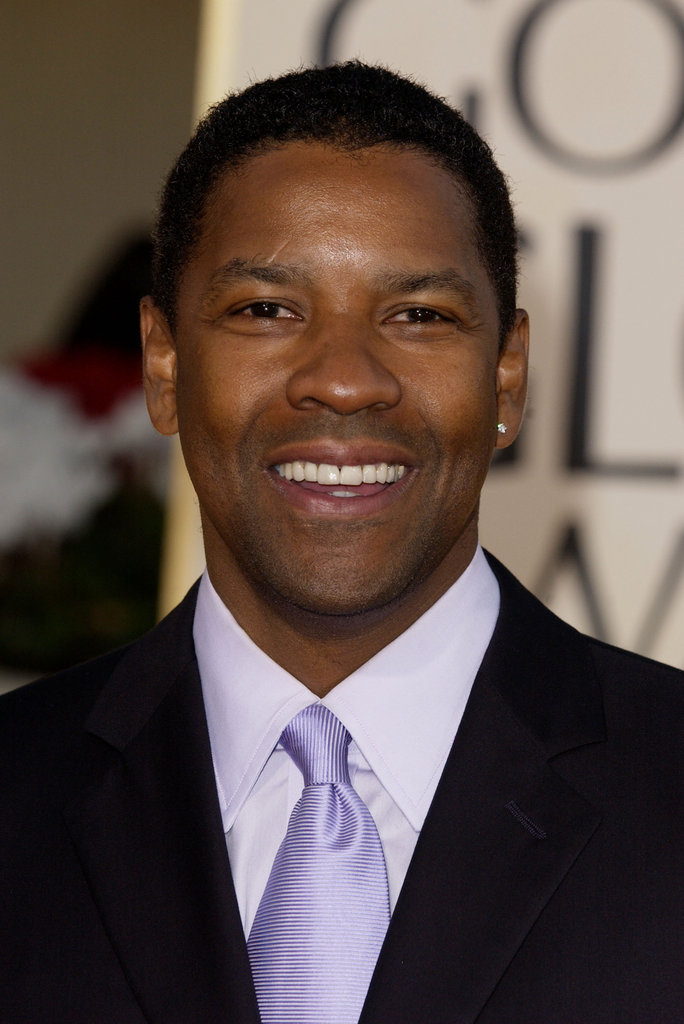 Then: Denzel Washington