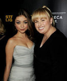 Sarah Hyland and Rebel Wilson