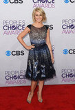 Julianne Hough attended the 2013 PCAs.