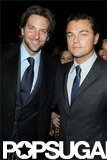 Bradley Cooper linked up with Leonardo DiCaprio inside the National Board of Review Gala in NYC.