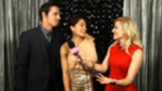 "Video: Beauty and the Beast's Jay Ryan and Kristin Kreuk Celebrate ""Surprise"" Win at PCAs"