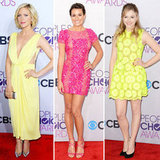 2013 People's Choice Awards Red Carpet Trends: Colour!
