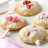 Heart-Topped Pie Pops
