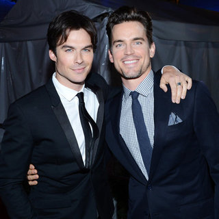 Hot Guys at the People's Choice Awards 2013