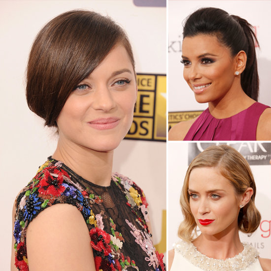 Zoom In on the Best Red-Carpet Looks From the Critics' Choice Awards