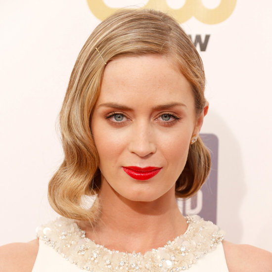 Emily Blunt's Hair And Makeup