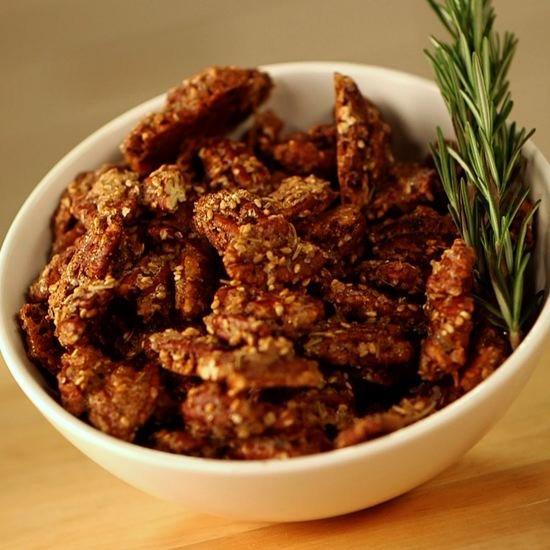 Spiced Pecans: Your New Back-Pocket Appetizer