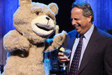 Ted and Jon Lovitz