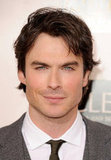 Ian Somerhalder stepped out for the Critics' Choice Movie Awards.