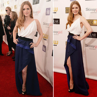 Amy Adams at Critics' Choice Awards 2013