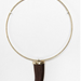 Urban Outfitters' flight of the night feather collar necklace ($7) is a perfect simple, yet statement-making piece.