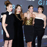 The Girls Crew Fete Season Two Premiere With Some Very Stylish Friends