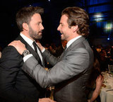 Ben Affleck and Bradley Cooper