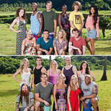 Meet the Castaways of Survivor: Caramoan — Fans vs. Favorites