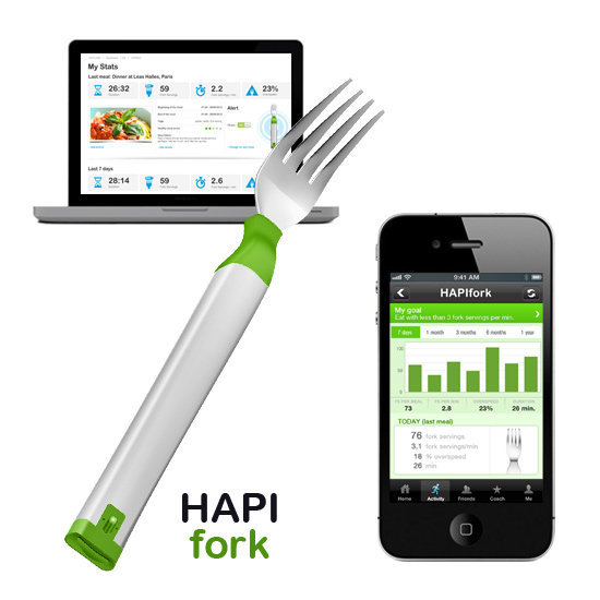 Hapifork, The Diet Fork