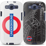 The Galaxy S III Travels Across the Pond in Cygnett's London Cases