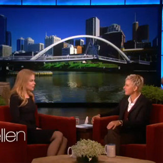 Ellen DeGeneres Coming to Australia Video Announcement
