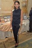 Olivia Munn struck a pose.