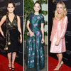 BAFTAs: Stylish Celebrities Sienna Miller Jennifer Lawrence