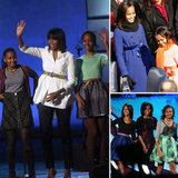 A Look Back at Malia and Sasha Obama's Best Looks Over the Past Four Years